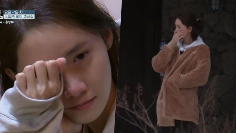 《孝利家民宿2》潤娥聽歌突然落淚 網友:「是想起他嗎? 」