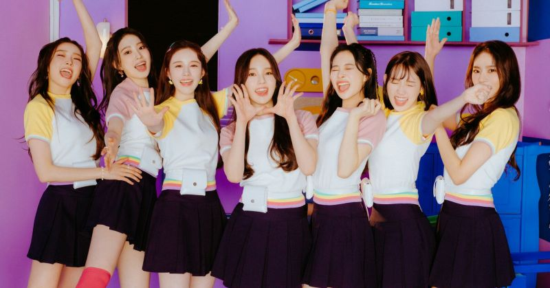 Weeekly 結束出道宣傳活動 首張專輯創 2020 新女團最高銷量!