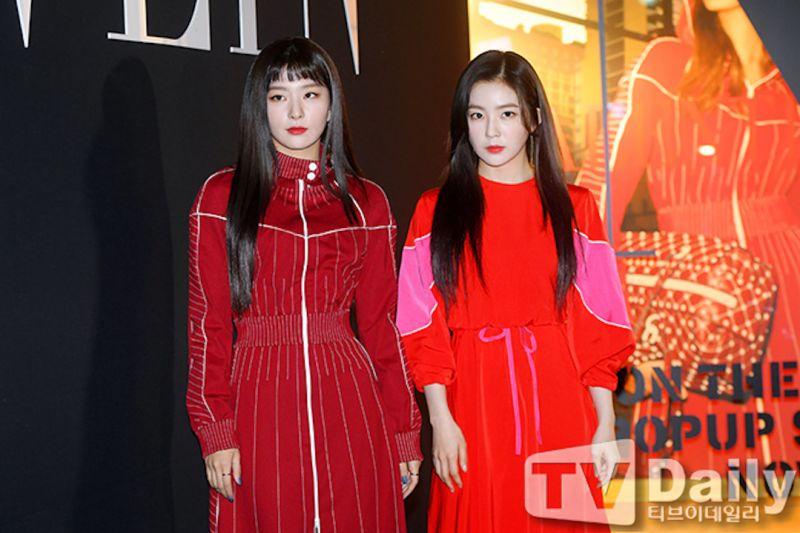Red Velvet涩琪、Irene将不参加2017 《SBS歌谣大战》合作舞台表演