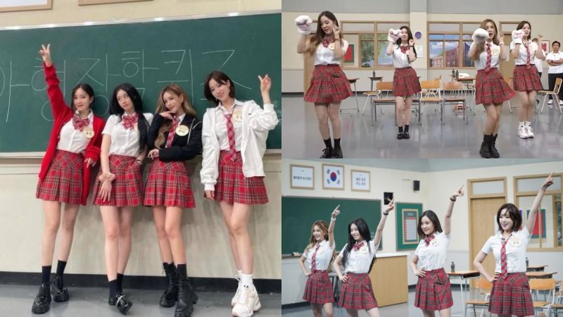 时代的眼泪!T-ara 在《认哥》带来《Bo Peep Bo Peep》和《Roly Poly》舞台,每首都能跟著唱!
