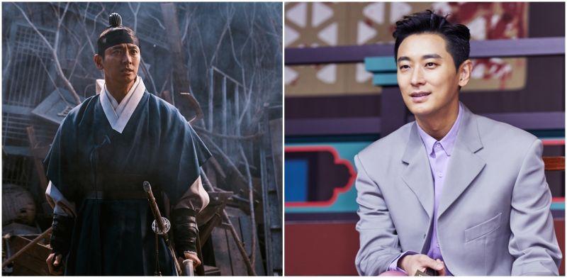 《李尸朝鲜2》朱智勋:因为身高太高所以射箭戏码很难拍!