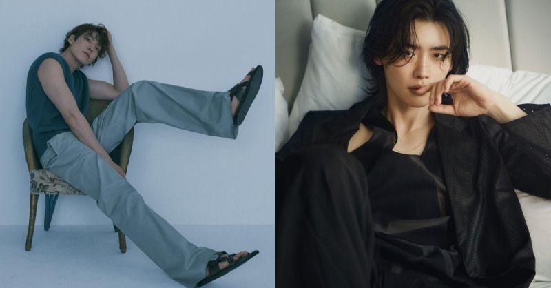 长发美男演员篇!为了作品决定不剪头发,反而完美消化发型更有吸引力!