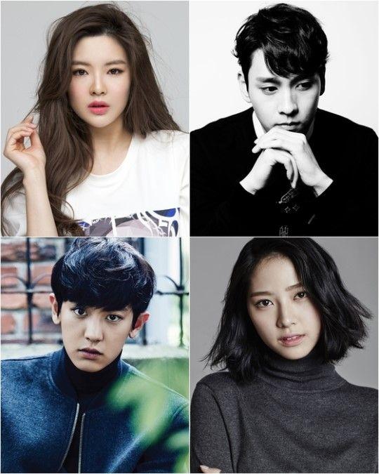 EXO灿烈、崔泰俊、李先彬、柳垣确定出演MBC新剧《missing9》