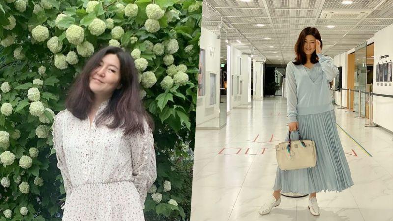 更美了!人氣造型師韓惠妍減重12.5kg 新照片公開