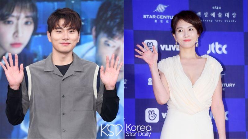 曾出演《星你》、《太后》、《威基基》的他终於当上男主!李伊庚有望搭档金宣儿出演MBC《赤月青日》