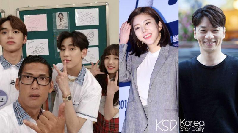 孫淡妃、鄭尚勳、朴俊炯、BamBam、Lucas、雨琦出演《認哥》!預計本月播出
