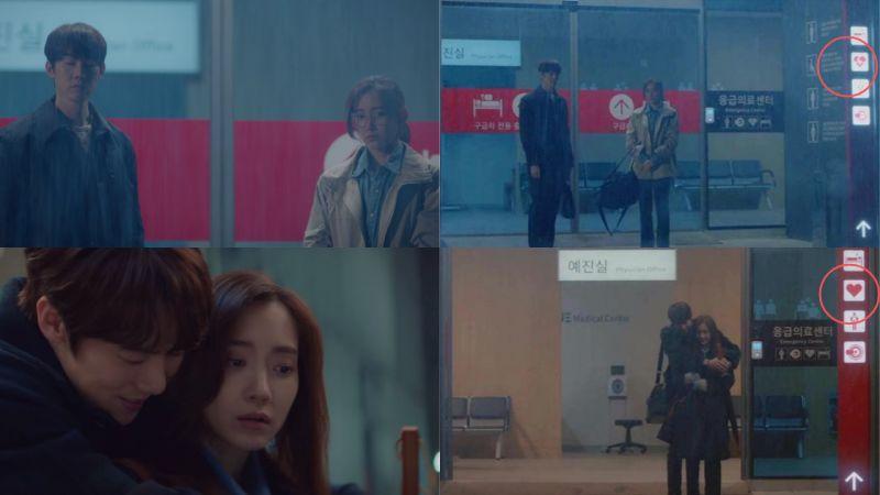 《机智医生生活》「政源」柳演锡&「冬天」申铉彬第一季和第二季的对比,连旁边的爱心都有了变化♥