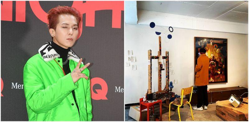宋旻浩终於作为艺术家初登场!将於SEEA 2019展出3件作品