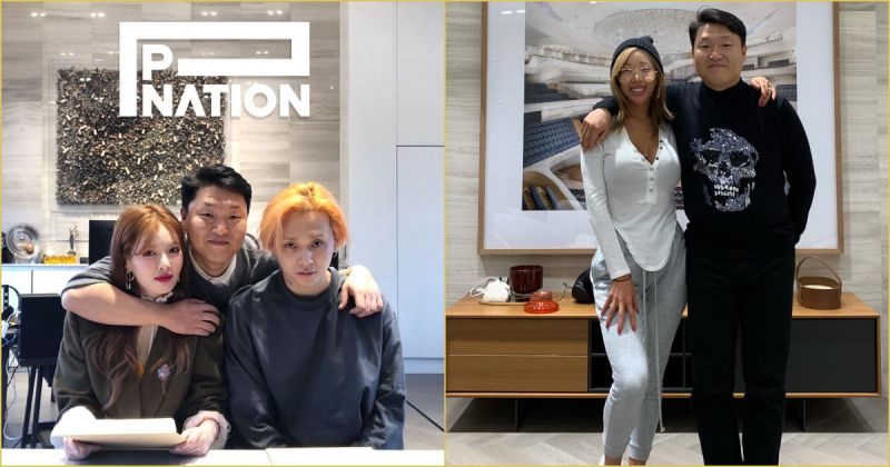 想成為 Jessi 和泫雅的師弟妹嗎?P Nation 巡迴全韓徵選新人!