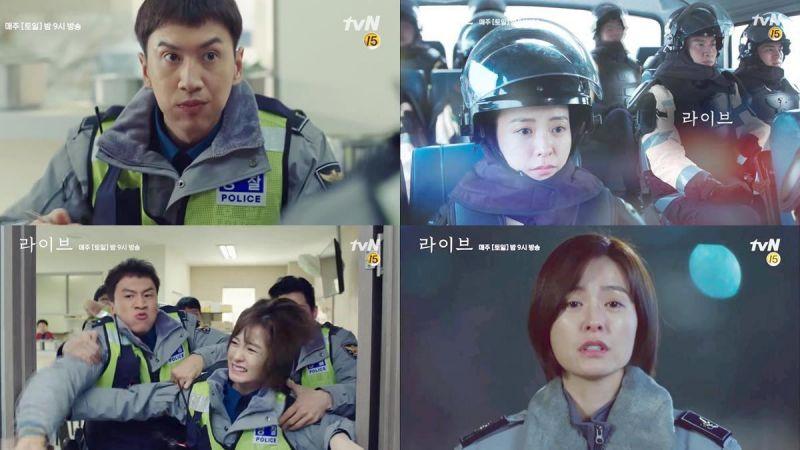 tvN新剧《Live》不走搞笑路线!完全是「地狱一般的现实世界」看了想落泪…