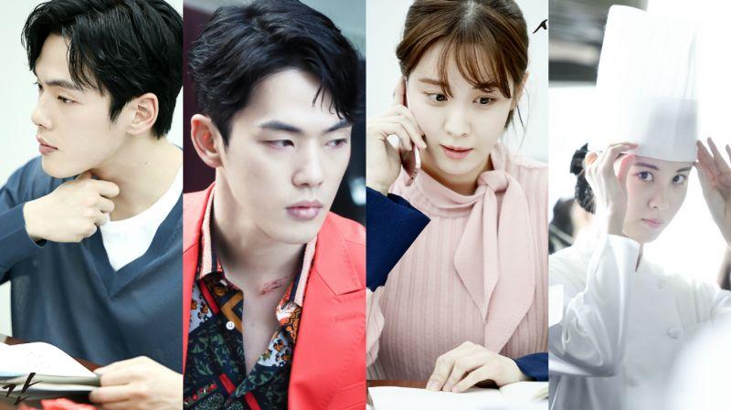 MBC新水木劇《時間》公開金正鉉、徐玄劇照!下月(7月)底首播
