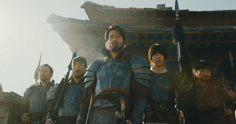 《浴血围城 88 天》后发先至 跃上韩国年度票房亚军宝座!