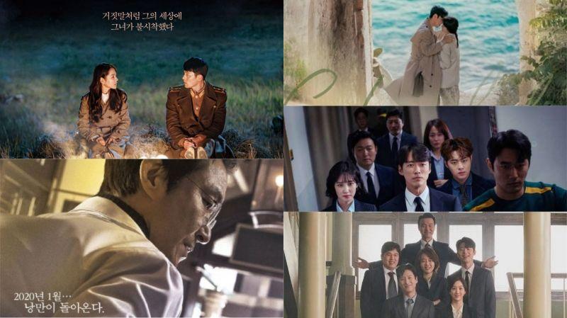 【KSD评分】由韩星网读者评分!《爱的迫降》继续蝉连榜首 《浪漫医生金师傅2》新上榜