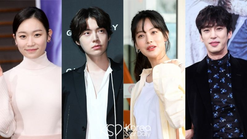 MBC《有瑕疵的人們》選角:安宰賢、吳漣序、具元、金瑟琪有望合作!預計9月播出