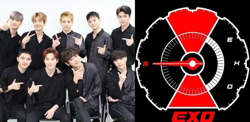 EXO完整體9人回歸確定! 11月2日發行新專輯《DON'T MESS UP MY TEMPO》