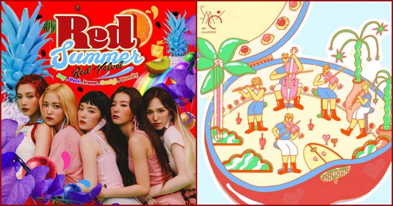 听见另一种〈Red Flavor〉!Red Velvet 经典歌曲公开交响乐新版