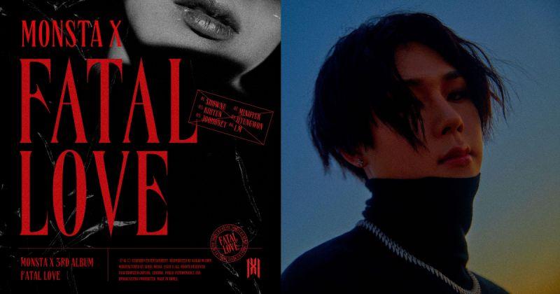 Monsta X 公開正規專輯行程表 周憲個人作品橫掃多國 iTunes 榜!