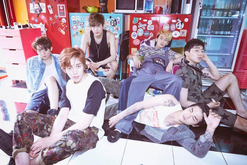 TEEN TOP6月推新輯 7月開唱