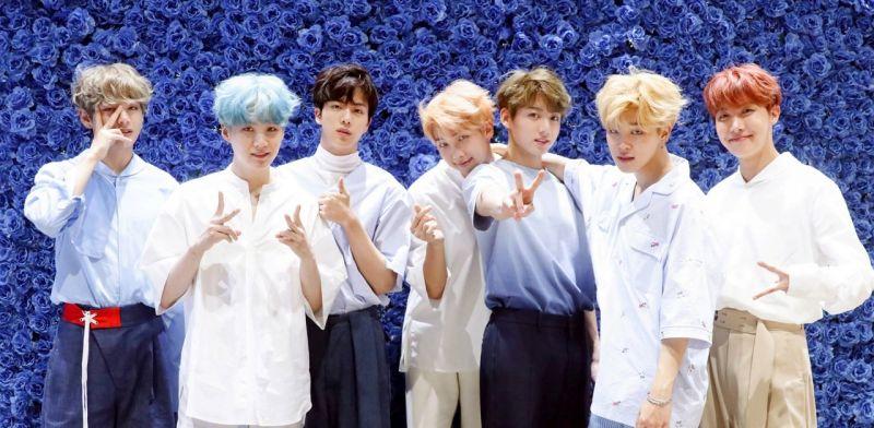 防彈少年團正規三輯《LOVE YOURSELF 轉 'Tear'》刷新韓國史上最高月銷量