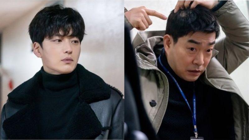 這部陣容也讓人期待!JTBC《模範刑警》公開孫賢周、張勝祖劇照,將在4月27日首播!
