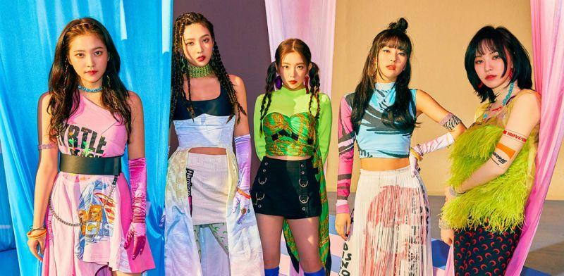 Red Velvet x《魔髮精靈》電影周邊上市:真的太可愛啦!