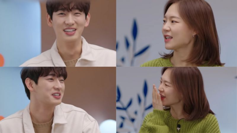 《青春时代》播出4年后!韩艺璃&尹博在综艺《On & Off》相遇:「我们是BOBO过的关系,有过两次!」