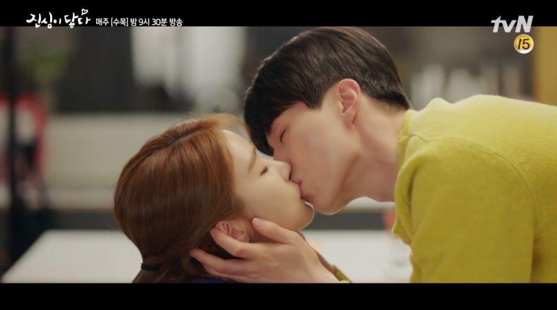 《觸及真心》李棟旭&劉寅娜:三場浪漫「KISS戲」甜滋滋總回顧~!❤