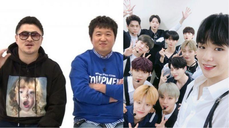 郑亨敦、Defconn与Wanna One再相遇!他们将担任《idol room》的首期嘉宾!
