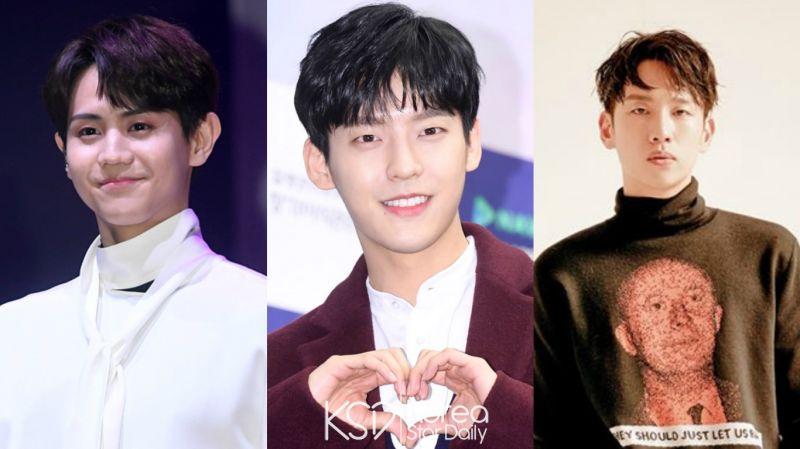繼HIGHLIGHT耀燮後…BTOB旼赫、韓海也通過義警選拔 極可能在同時期入伍