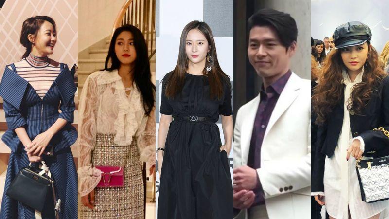 玄彬、金喜善、Krystal、雪炫、具荷拉亮相米兰时装周,你为谁打call?