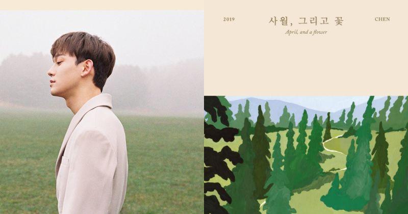 Chen 首張個專收錄六首歌曲 概念照下週陸續公開!