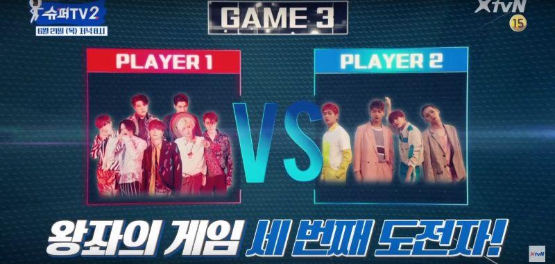 《Super TV 2》預告:阻止SUJU三連勝的SHINee來了!一見面就火花四射的自尊心對決