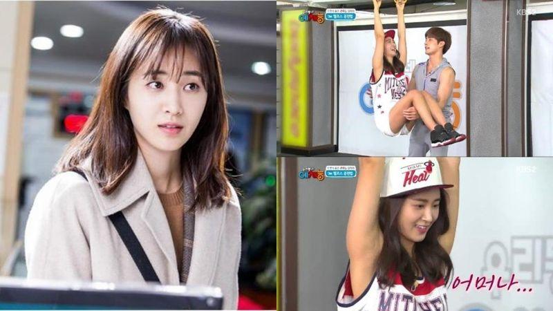 體能CP誕生!《心裡的聲音》第二季由少女時代Yuri成為「二代愛鳳」搭檔成勛~