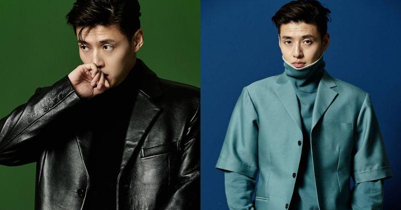 姜河那敲定主演新作 将演出 JTBC 悬疑动作剧《Insider》!