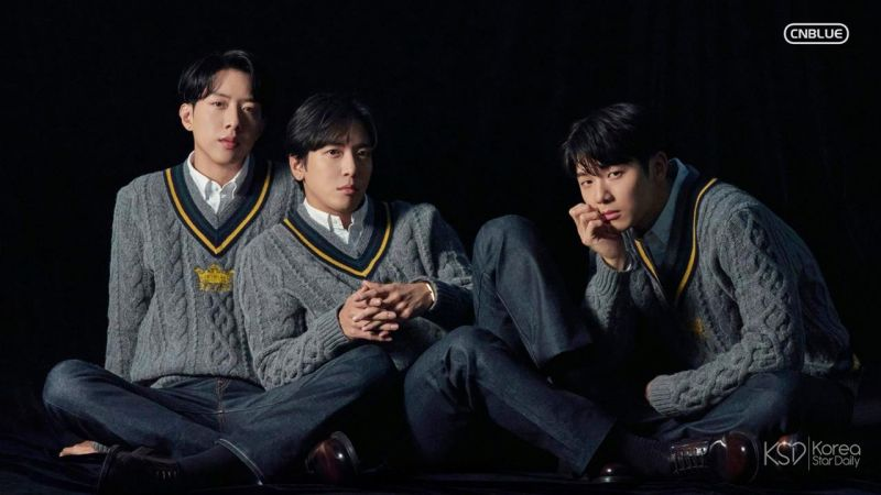 CNBLUE 出道十週年!盤點10首熱門曲《孤獨的人》《LOVE》《直感》《I'm sorry》《Can't stop》陪伴我們的青春