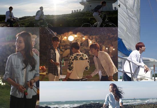 SJ与朴信惠出演乐天免税店以济州岛为背景的微电影,引发期待