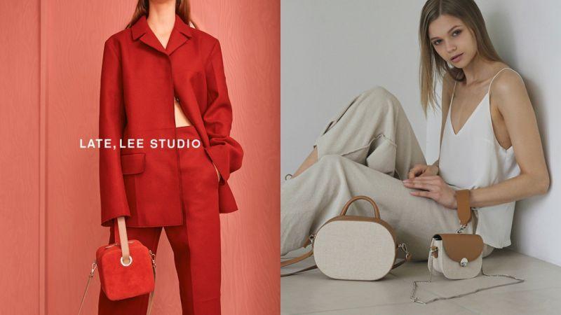 韩国女设计师设计的天然皮革手袋  最适合简约控的女生