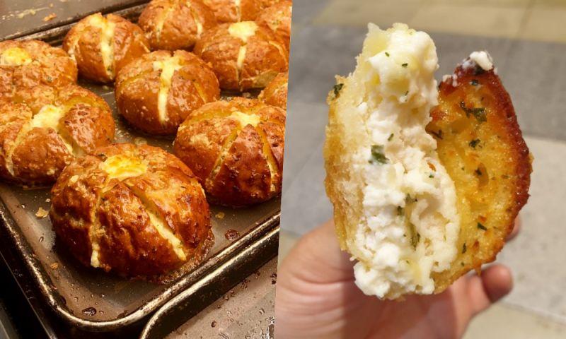 【旅遊資訊】韓國超火的「爆漿奶油大蒜麵包」! 終於在首爾開快閃店啦~