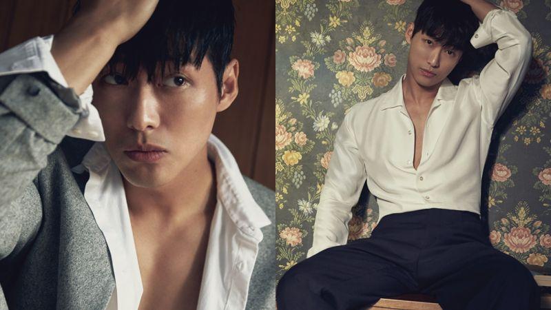 南宮珉最新寫真小秀肌肉 但謙遜的他實際上擁有更多魅力!