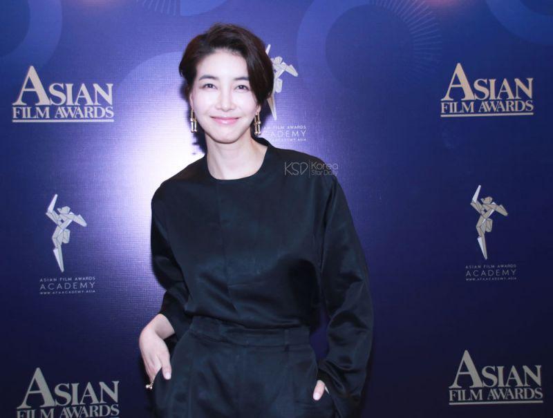 【专访】京熙妍出席亚洲电影大奖活动  畅谈《毒战寒流》角色收获多