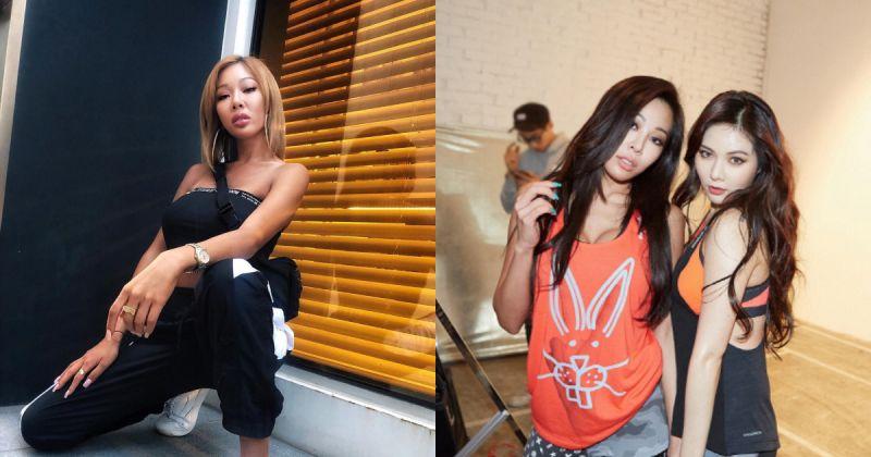 《Radio Star》Jessi 在 SNS 上为泫雅仗义执言 在自家版面也「谁乱骂我,我就骂回去!」