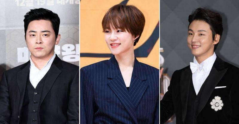 韓藝璃、曹政奭與尹施允鐵三角確立 領銜主演 SBS 新金土劇《綠豆花》!