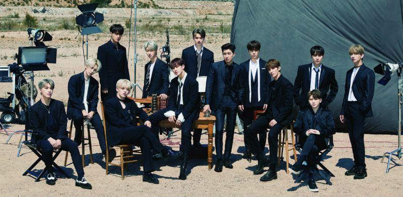 SEVENTEEN新歌分配:13名成員誰唱的部分最多?