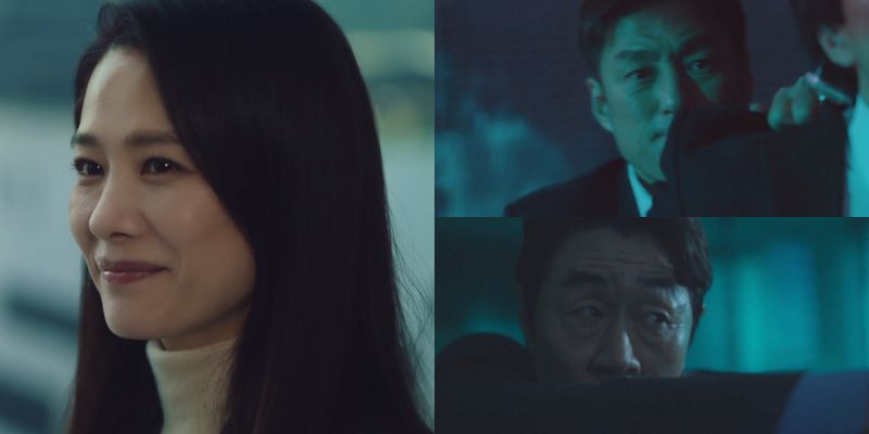 《Undercover》EP.15近结局:崔妍秀&公查处神之一击、韩政贤&林亨乐展开追击