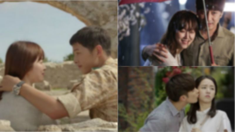 韓國網友票選2016年上半年韓劇最佳情侶 TOP3,你喜歡的CP有上榜嗎?