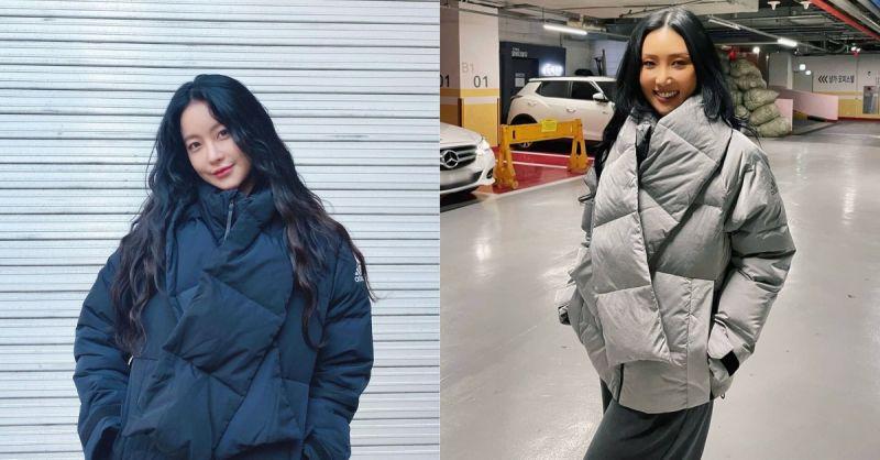 寒冬的好伙伴!今年最流行的短版羽绒外套款式,从华莎到吴涟序都有一件!