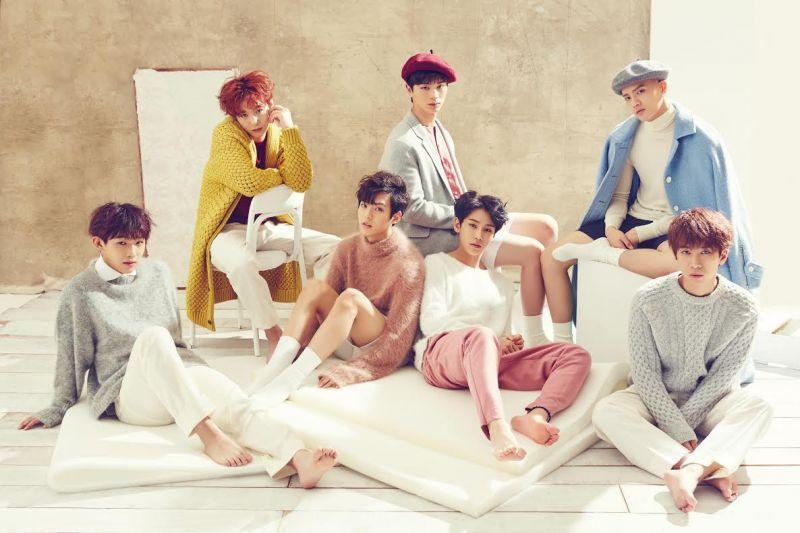 BTOB新曲回歸 旋風登列各音源榜首位
