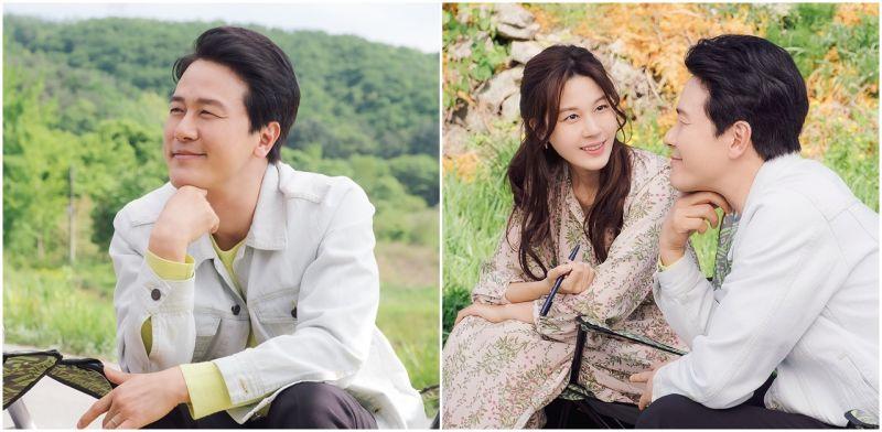 《風在吹》甘宇成引起已婚女性公憤 ! 與金荷娜詮釋夫妻倦怠期