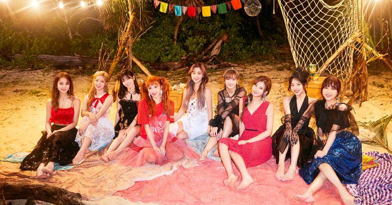 秋天也要和 TWICE 一起跳舞!〈Dance the Night Away〉MV 破两亿