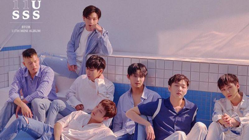 能唱能 rap 也能作!BTOB 最新專輯〈This is Us〉依然收錄整張自創曲